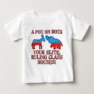 A Pox on Elites Baby T-Shirt