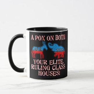 A Pox on Elites Mug
