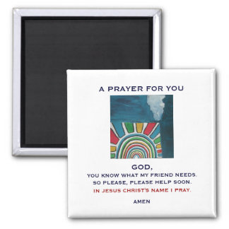 A PRAYER FOR YOU MAGNET
