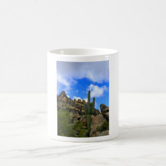 A Premium Piece Of Congress,Arizona Desert Coffee Mug
