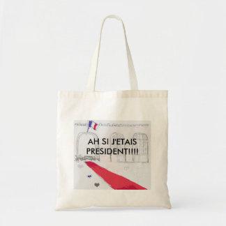 a presidential bag