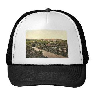 A pretty corner, Cromer, England rare Photochrom Trucker Hat