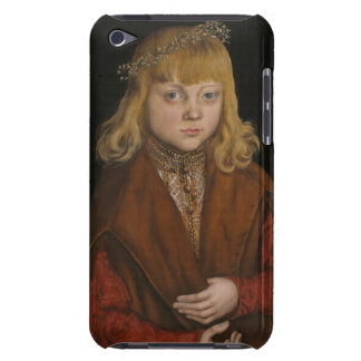 A Prince of Saxony, c.1517 (oil on panel) iPod Touch Case