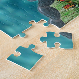 A Princely Frog Jigsaw Puzzle