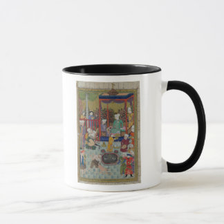 A Princely Reception Mug