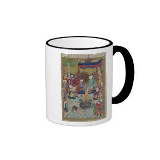 A Princely Reception Ringer Coffee Mug