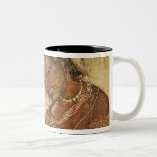 A Princess and her Servant Two-Tone Coffee Mug