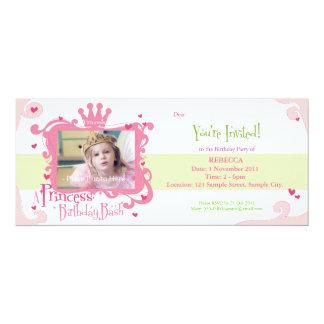 A Princess Birthday Bash Invite