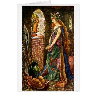 A Princess Imprisoned, Card