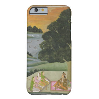 A Princess listening to female musicians by a rive Barely There iPhone 6 Case