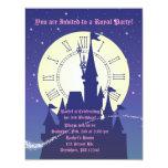 A Princess Royal Birthday Party Invitation