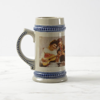 A Private Concert 18 Oz Beer Stein