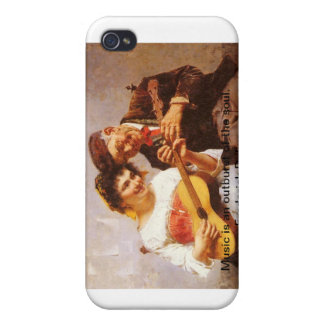 A Private Concert iPhone 4/4S Case
