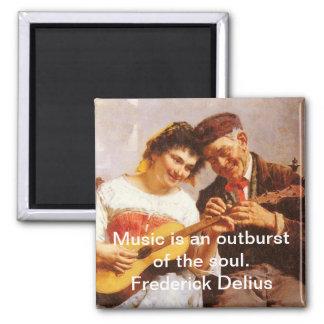 A Private Concert Fridge Magnet