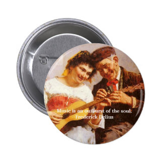 A Private Concert Pinback Buttons