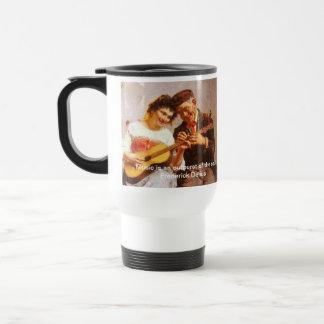 A Private Concert Travel Mug