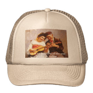 A Private Concert Trucker Hat