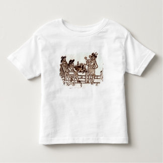 A Privy Chamber with Pipe and Tankard Toddler T-shirt