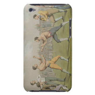 A Prize Fight, aquatinted by I. Clark, pub. by Tho Case-Mate iPod Touch Case