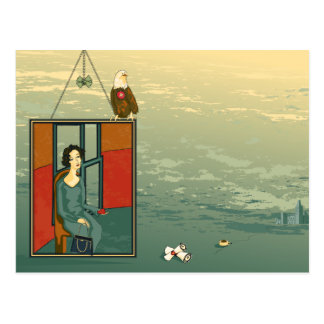 A Prodigal Homecoming Postcard