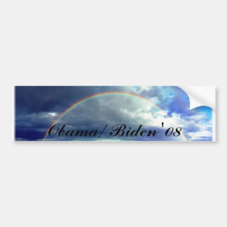 A Promise for the Future  Obama/ Biden '08 Bumper Sticker