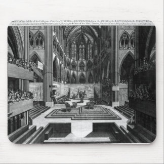 A Prospect of the Inside Collegiate Church Mouse Pad