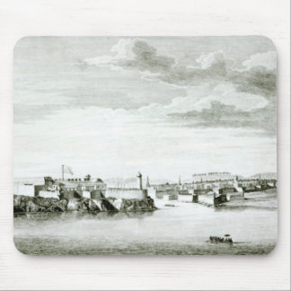 A Prospect of the Moro Castle and City of Mouse Pad