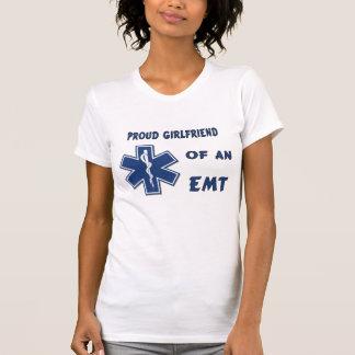 A Proud EMT Girlfriend Tshirts