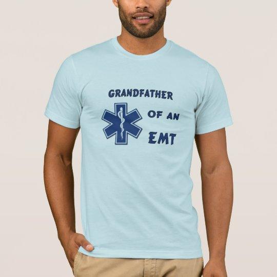 A Proud EMT Grandfather T-Shirt