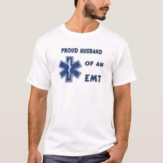 A Proud EMT Husband T-Shirt