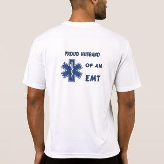 A Proud EMT Husband T-shirts