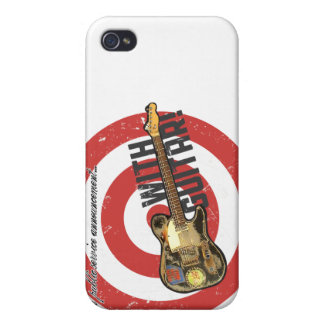 A PSA... with Guitar! iPhone 4 Case