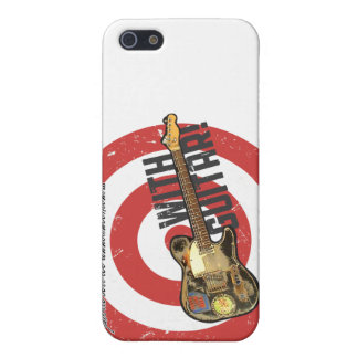 A PSA... with Guitar! iPhone 5/5S Covers