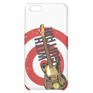 A PSA... with Guitar! iPhone 5C Case