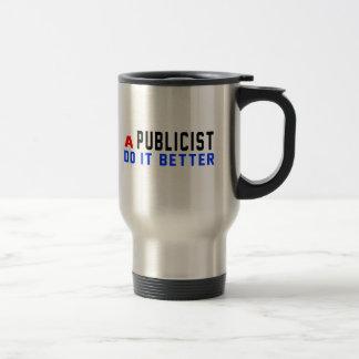 A Publicist Do It Better Mug
