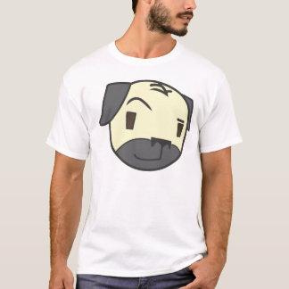 A Pug Named Fender Headshot T-Shirt