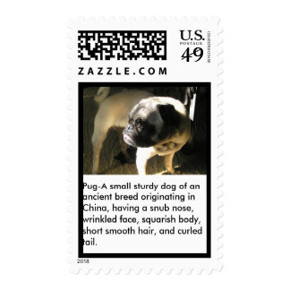 A Pug Tail Stamps
