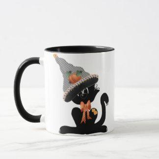 A Purrrrfect Halloween Mug