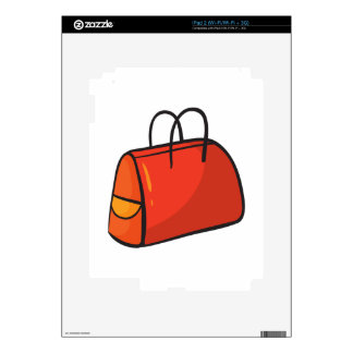 a purse skin for iPad 2