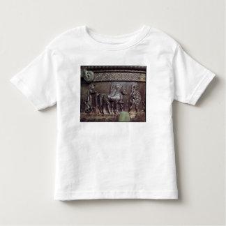 A Quadriga and a Hoplite Toddler T-shirt