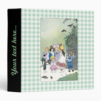 A question 3 ring binder