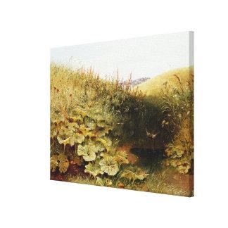 A Quiet Dell Canvas Print
