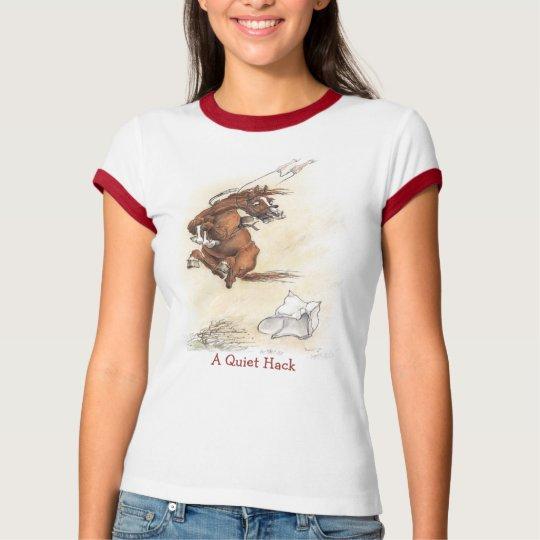 """A Quiet Hack"" JudeToo JT08 shirt"