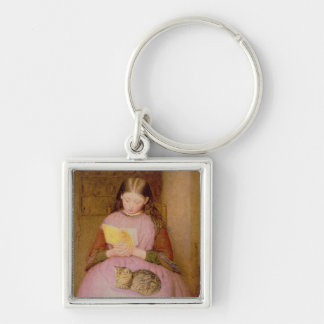 A Quiet Moment Keychain
