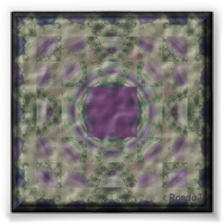 A Quilt Of Many Colors Poster