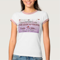 "A Quote on ""Domestic Violence""... T-Shirt"