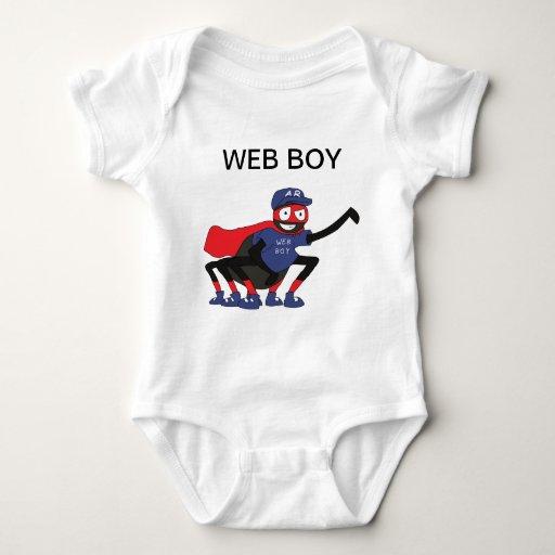A.R. Achnid Body Para Bebé