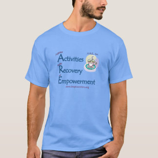 "A.R.E., Inc. ""Activities, Recovery, Empowerment"" T-Shirt"