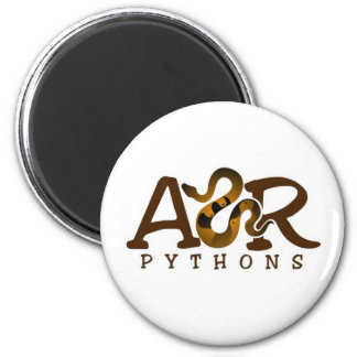A R Pythons Magnet