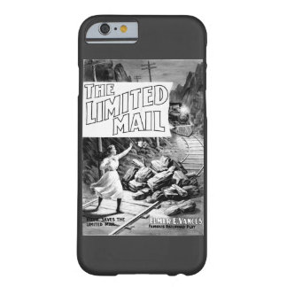 A Railroad Play -The Limited Mail 1899 Barely There iPhone 6 Case